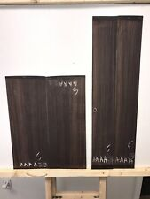 GUITAR BACK AND SIDE EAST INDIAN ROSEWOOD SET AAAA5 LUTHIER TONEWOOD BOOK MATCH