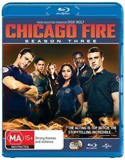 Chicago Fire : Season 3 (Blu-ray, 2016, 6-Disc Set)