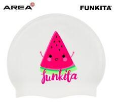 Funkita Silicon Swim Cap - Melon Crush