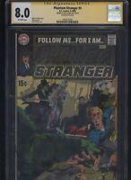 Phantom Stranger #3 CGC 8.0 SS Neal Adams 1969