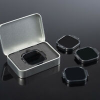 Multi Coated ND Filters HD Lens Filters for GoPro Hero 9 Black Camera Lens Set