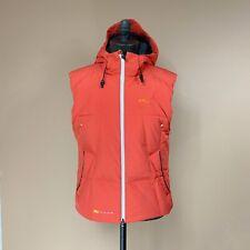 KJUS - Womens Ski Vest - Orange - Medium - Puffy  - Perfect Condition