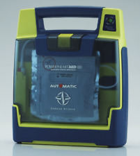 Cardiac Science Powerheart G3 Automatic AED w/ NEW pads, Battery & Case - Tested
