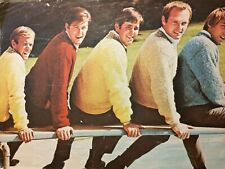 The Beach Boys, Full Page Vintage Pinup