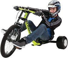 Adult Big Wheel Tricycle Drift Trike Razor Dxt Outdoor Ride On Race Slider Wheel