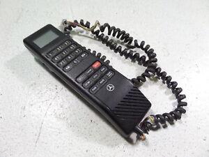 92-95 Mercedes 300E 300CE E320 W124 Cell Phone Telephone 54K MILE Good Shape OEM