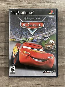 Cars (PS2) Complete