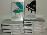 LE MONDE DU PIANO LOT DE 38 COFFRETS DE 2 CD   NEUFS