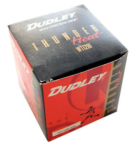 Lot De (5) Dudley Tonnerre Rouge Chaleur Cuir Softball WT-12RF Neuf en Boîte Msp