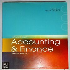 B2 Principles of Accounting and Finance 2E: Custom Publication for Monash Univer