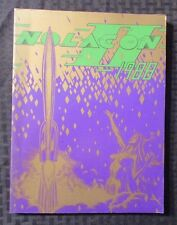 1988 NOLACON II New Orleans Sci-Fi Souvenir Convention Program FVF 174 pgs