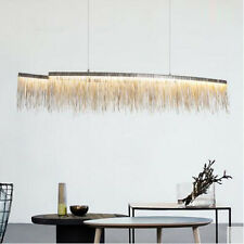 Contracted fashion Style LED Iron Chain Ceiling Lamps Chandeliers Lamps #2175