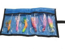Billfish Bonanza Variety Pack - Marlin Devils Fishing Lures (6 Pack)