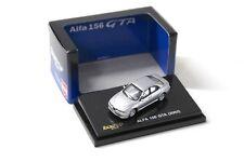 1:87 Ricko Alfa 156 GTA Sedan silver 2002 NEW bei PREMIUM-MODELCARS