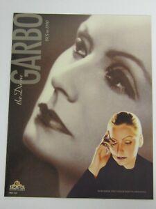 The Divine GARBO merchandising kit. 1990