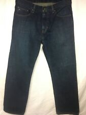 Tommy Hilfiger Men's Jeans  31-30 Straight 100% Cotton