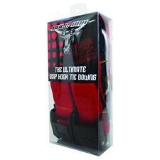 BullBar Snap Hook Tie Downs - RED