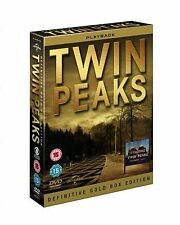 Twin Peaks Complete TV Series 10 Discs DVD Collection Box Set Brand NEW