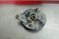 1972 1973 Husqvarna WR250 WR 250 WR450 450 rear brake hub panel drum shoes
