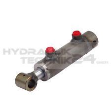 Cilindro Hidráulico Diferentes Variantes Con Zona