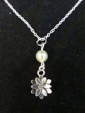 Pearl Alloy Charm 18 Fashion Necklaces & Pendants