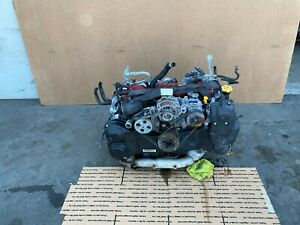 SUBARU WRX STI 2015-2017 OEM ENGINE 2.5T 4 CYLINDERS (GUARANTEED). #16