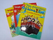 """LOT de 17 revues """"premiers j""""aime lire"""" AVEC CD"""
