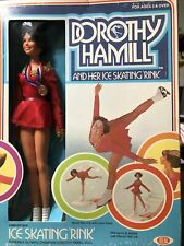 New listing Vintage 1977 IDEAL Olympic Dorothy Hamill Doll Ice Skating Rink W21