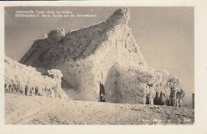 Riesengebirge, Baude auf der Schneekoppe gl1935 F0482