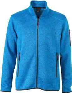 James Nicholson full zip fleece