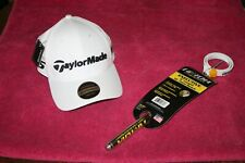 IGotcha Executive  10' telescoping Golf  Ball Retriever and Taylor Made cap