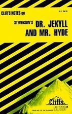 CliffsNotes on Stevenson's Dr. Jekyll and Mr. Hyde by Cliffs Notes Staff and...