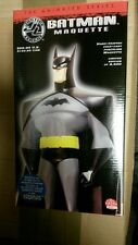 BATMAN Justice League animated maquette/statue~DC Direct~JLA~Superman~NIB