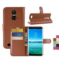 For Oukitel K10 U18 C8 3G 4G U15 K10000 K6000 Pro Flip PU Leather Wallet Case