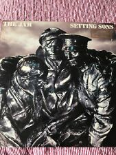 The Jam - Setting Sons - 1979 polydor uk limited edition LP
