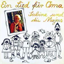 """7"""" SABINE UND DIE MAJAS Ein Lied für Oma ARIOLA Auftritt Aktuelle Schaubude 1983"""