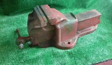 PARKINSONS  8a VICE LARGE BENCH VICE ENGINEERS QUICK RELEASE VICE