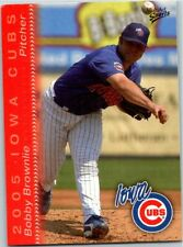 2005 MultiAd Sports Iowa Cubs Minor League Baseball - Pick Choose Your Cards