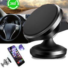 Univesal Magnetic Car Holder Mount Dash Stand for Cell Phone iPhone 7 6 Plus GPS