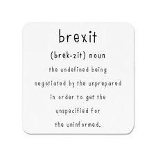 Brexit The Undefined Fridge Magnet Funny Political Joke Britain Europe EU