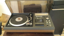 Schneider Stereo Kompaktanlage mit getönter Plexiglashaube