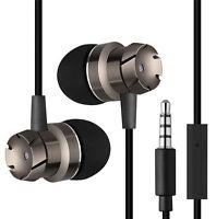 3.5mm In ear Stereo Headphone Headset Super Bass Music Earphone Earbuds