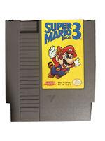 Super Mario Bros. 3 (Nintendo Entertainment System, 1990) NES Game Cartridge