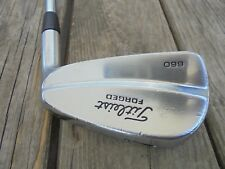 Titleist 660 Forged Blade Single 7 Iron Golf Club Right Hand Steel D Gold Shaft
