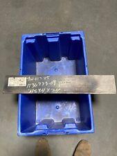 Titanium Metal Stock 38x4x 24
