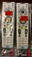 NEW Lot Of  2  DIRECTV RC66RX RF Universal Remote Control's Replaces RC65RX