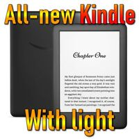 [Brand new] Amazon All-New Kindle (2019)(10th generation) 4GB Black eBook Reader