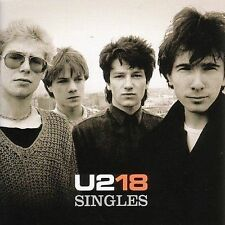 U2 ‎– U218 Singles CD & DVD NEW