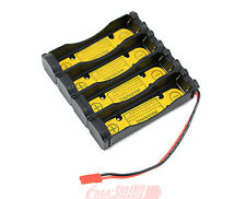 One Battery Holder Case for Li-ion 18650 cell 4S1P w/Pcm Inside output:12-16.8V