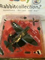 "DIE CAST "" REPUBLIC P-47D THUNDERBOLT USA "" WW2 AIRCRAFT COLLECTION 1/72 (39)"